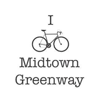 Biking Midtown Greenway
