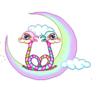 Moon Dragons