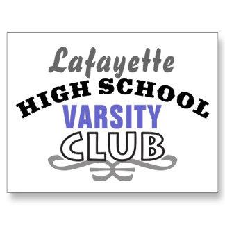 High School Club - Varsity
