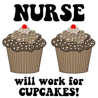 cupcakes nurse