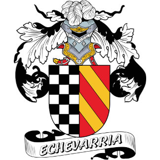 Echevarria Family Crest