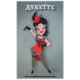 Annette - Golden Horseshoe