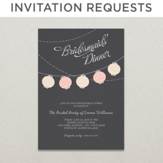 Invitation Requests