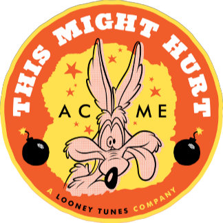 Wile E Coyote Acme - This Might Hurt