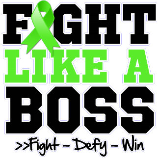 Lymphoma Fight Like a Boss