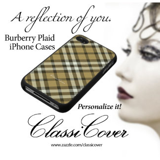 Plaid Pattern Case Collection