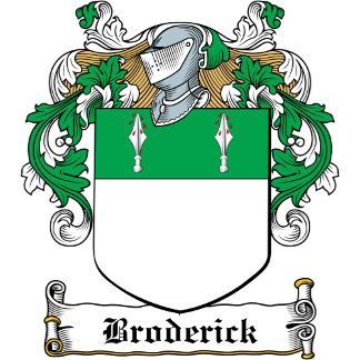 Broderick Coat of Arms