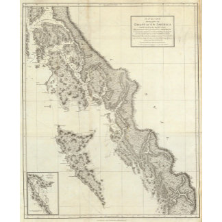 Coast of North West America 5