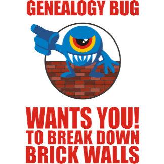 Genealogy Bug Breaks Walls