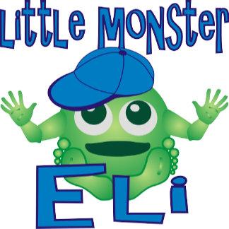 Little Monster Eli