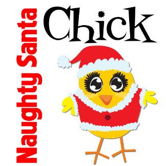 Naughty Santa Chick