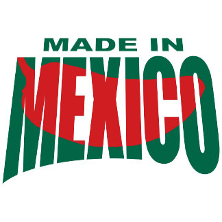 ➢ Made in Mexico