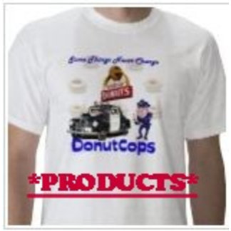 Police Donut Cops One