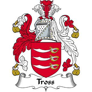 Tross Family Crest