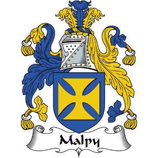 Malpy Family Crest