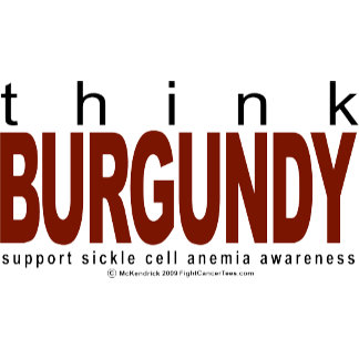 Sickle Cell Anemia THINK Burgundy