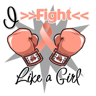 Endometrial Cancer I Fight Like a Girl With Gloves