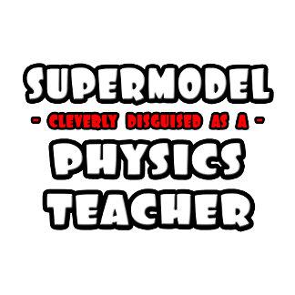 Supermodel .. Physics Teacher