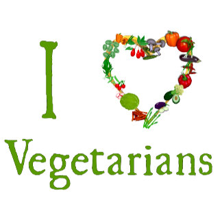 I Heart Vegetarians