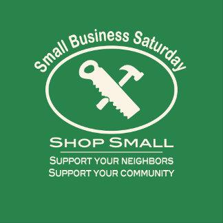 Small Business Saturday - Hardware (white)