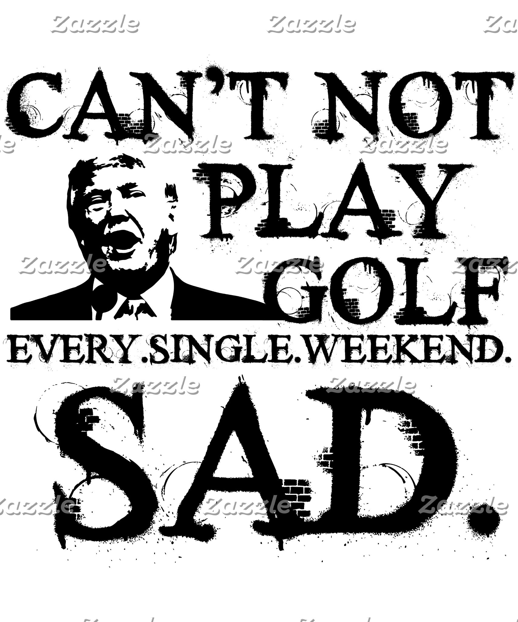Can't Not Play Golf
