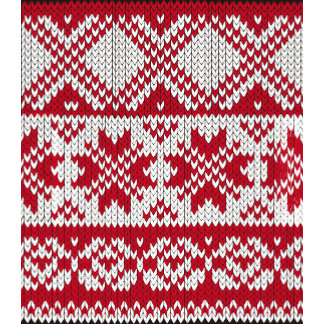 KNITTED XMAS