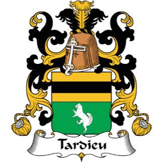 Tardieu Family Crest