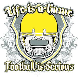 Football Game Yellow