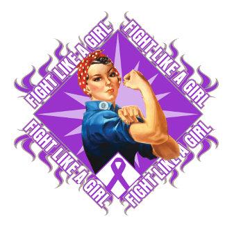 Epilepsy Fight Rosie The Riveter
