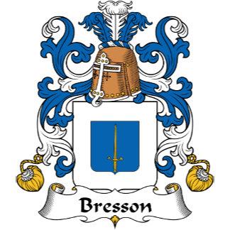 Bresson Family Crest