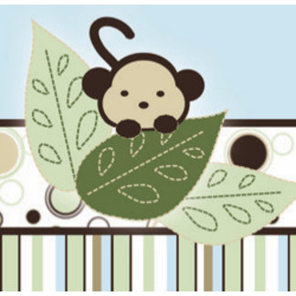 Monkey and Leaves