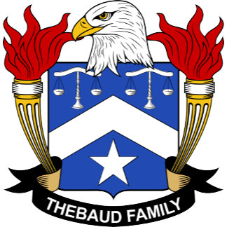 Thebaud Coat of Arms