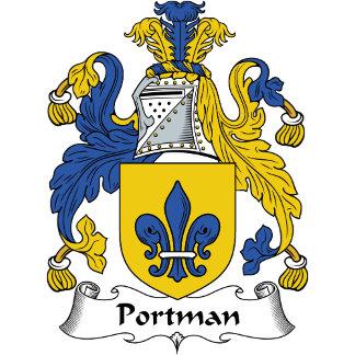 Portman Family Crest