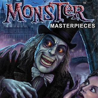 Monster Masterpieces accessories