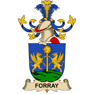 Forray Family Crest