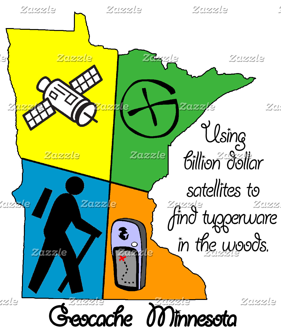 Geocache Minnesota