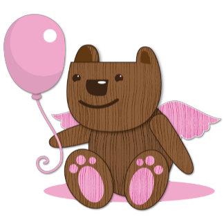 Wooden Bear birthday