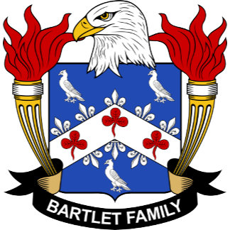 Bartlet Coat of Arms