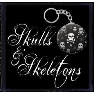 Skulls & Skeletons : More of them.