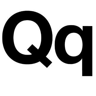 Helvetica Qq