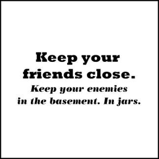 Basement Friends