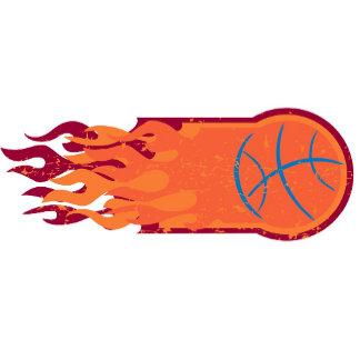 High School Musical Flaming Basketball