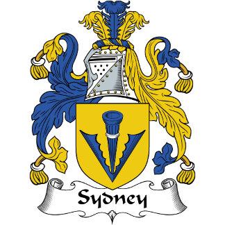 Sydney Family Crest