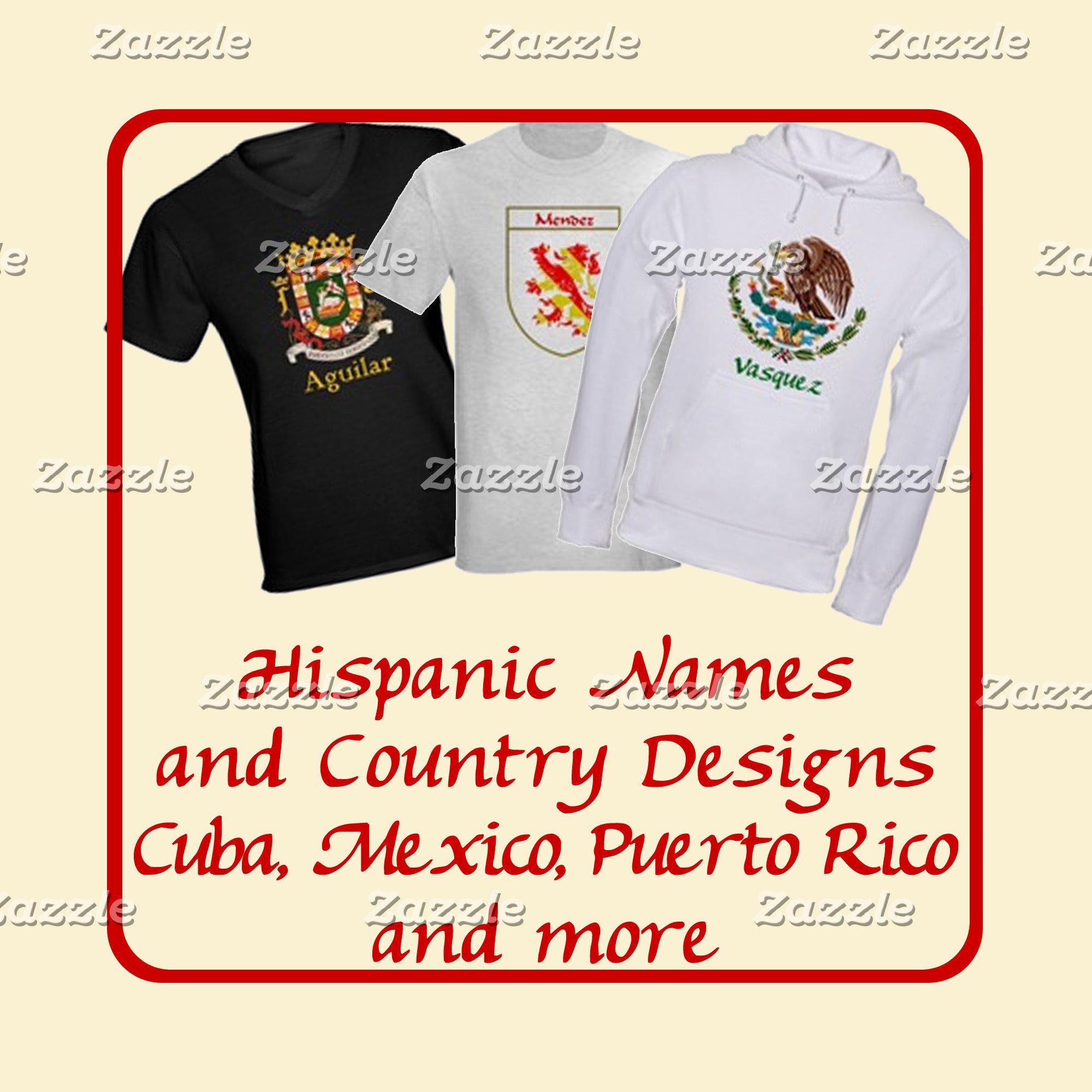 Hispanic Family Names