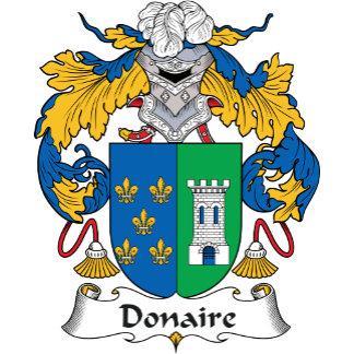 Donaire Family Crest