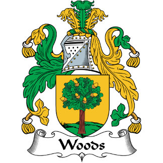 Woods Coat of Arms