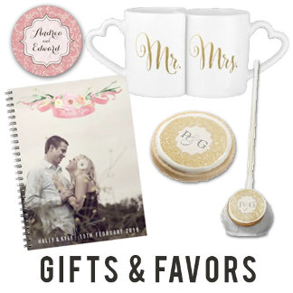 ► Favors and Gifts