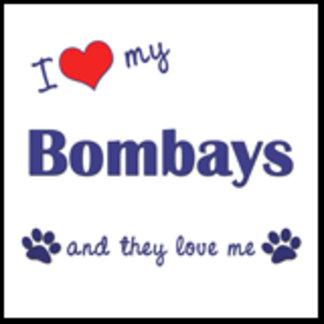 I Love My Bombays (Multiple Cats)