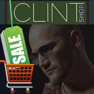 Clint Crisher Official Online Store