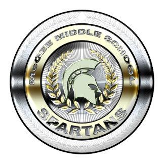Metallic Spartan Logo